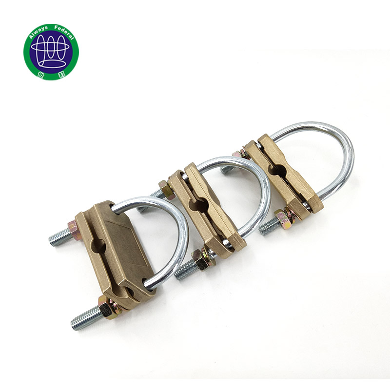 Copper Scaffolding Joint Clamps