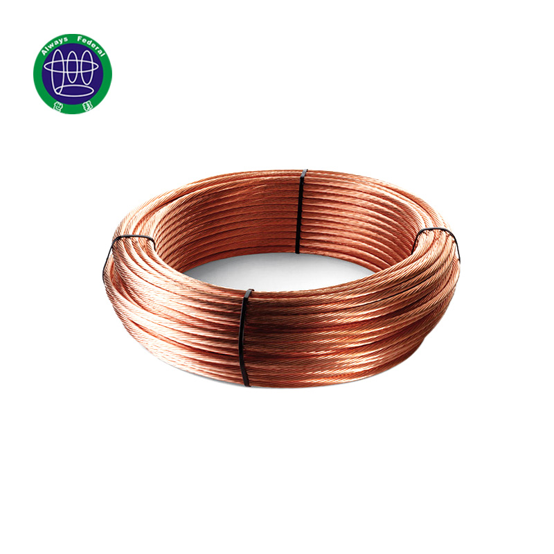 High Voltage Braided Electrical Ground Wire