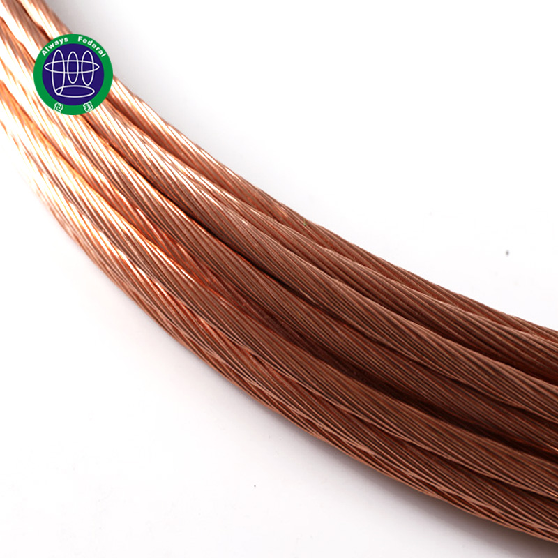 Copper coated steel wire in best price