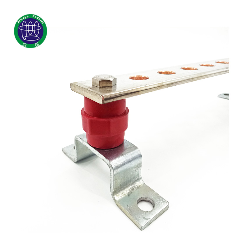 Electric Connection Bus Bar For Building Earthing System