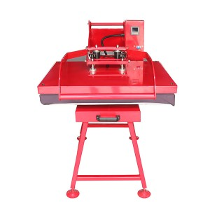 80x100cm Auto-open Manual Heat Press W / Slide Base