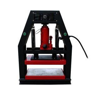 Cheap PriceList for Dual Heating Plates Rosin Press -