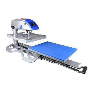 2019 Prime Swing-away Electric Heat Press W/Slide-out Base