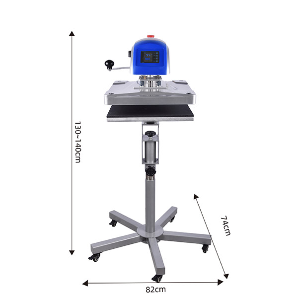 Factory making Foil Heat Press -