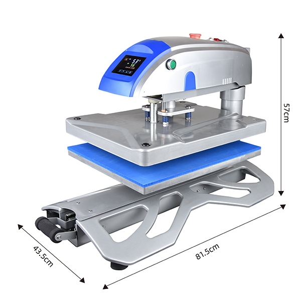 PriceList for Small Label Heat Press Machine -