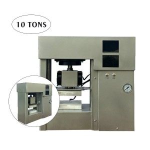 10 Ton Rosin Tech Pro Electric Rosin Hash Press Extraction Machine B5-E10