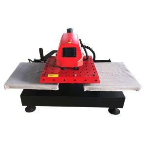 Dual Stations Shuttle Pneumatic Sublimation Heat Press Machine