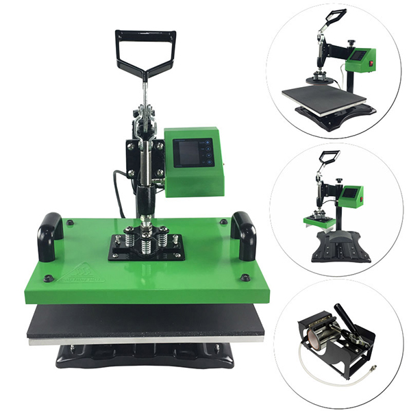Fast delivery Black Max Heat Press -