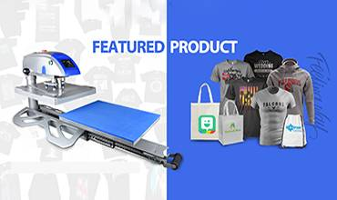 How to Choose a Suitable Heat Press Machine for Your T-shirts Transfer Job?