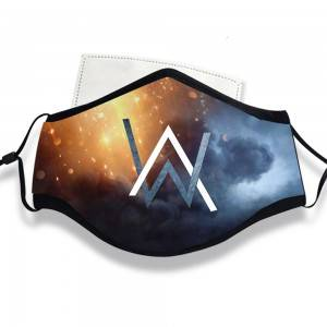 Fashionable Custom Fabric Diy Cotton Sublimation Face Masks