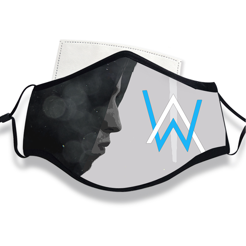 Fashionable Custom Fabric Diy Cotton Sublimation Face Masks Featured Image