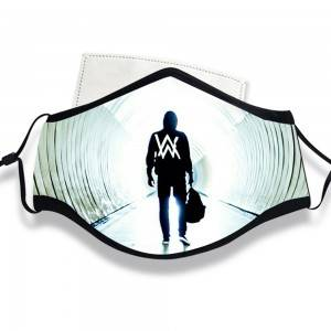 OEM Cotton-woven Anti-pollution Comfort Wearing Disposable Facemask