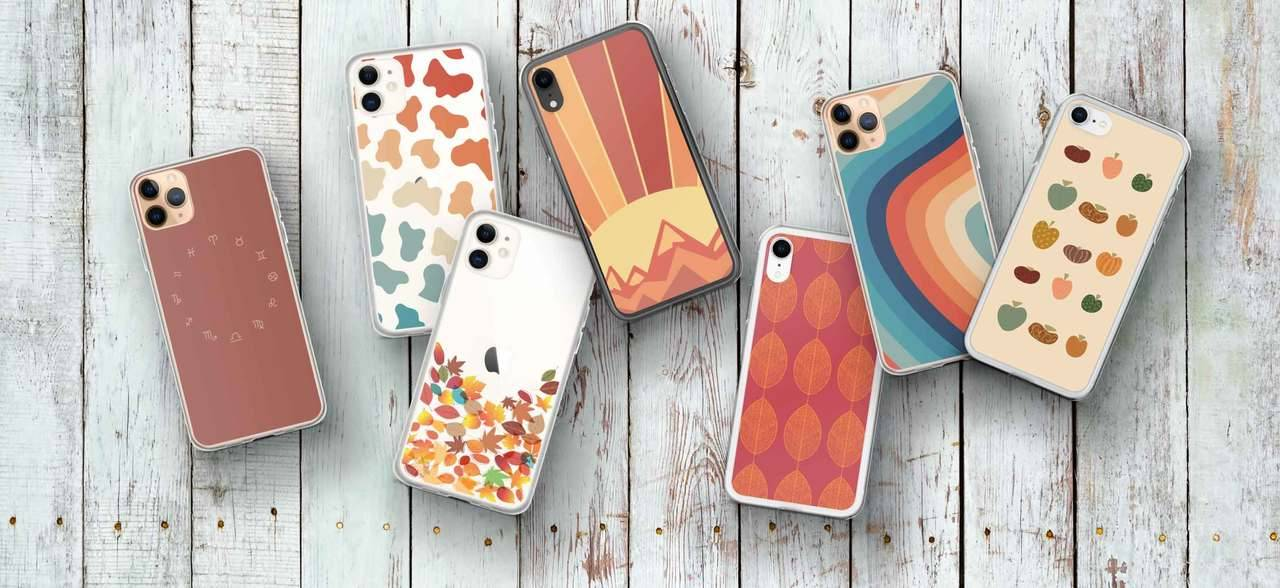 Fashion Style Sublimation Phone Cases for iPhone