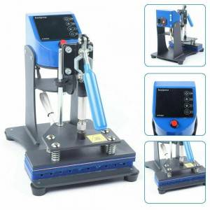 Pen Heat Press Transfer Printing Machine PT110-2PX