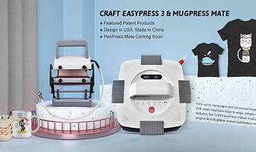 How to Choose a Heat Press for Home Craft Users?