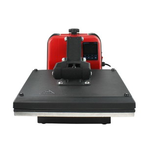 Desktop Flat T-shirt Heat Press Transfer Machine Manual