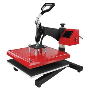 Swing-away T-shirt Heat Press Machine for Sale