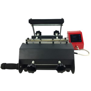Twin Station Digital Sublimation Mug Cup Heat Press Machine