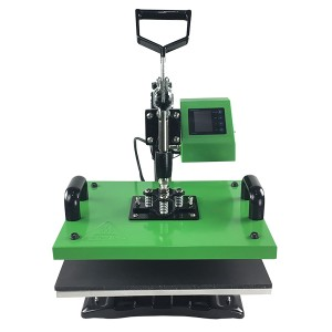 5 IN 1 Combo Multifunction Transfer Sublimation Heat Press Machine