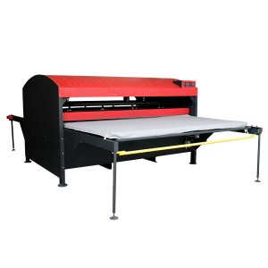 18 Years Factory Sublimation Roll Heat Press -