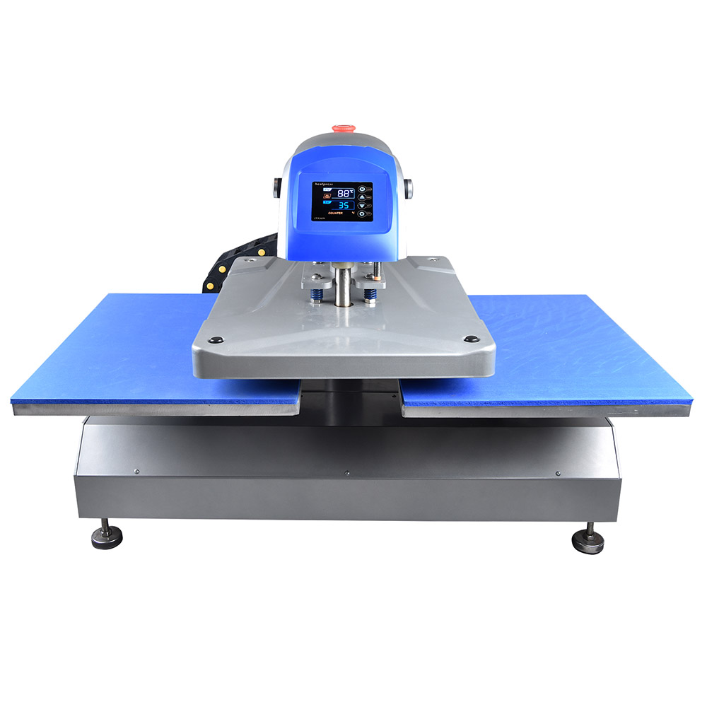 40x50cm Prime Dual Plates Fully Automatic Electric Heat Transfer Printing Machine Featured Image