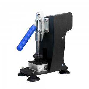 New Design 2*3 Manual Portable Extracting Homemade Mini Rosin Press Machine