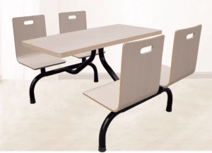 Wholesale Price Oem Teaching Kits For Chemistry - four seats table for reading room university – Xinda