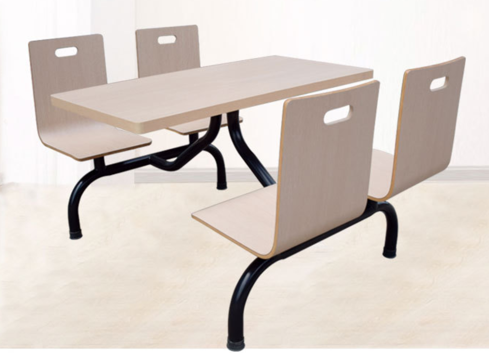 four seats table for reading room university Featured Image