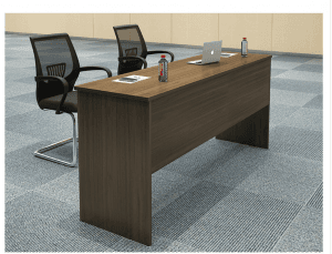Training table and chair combination table