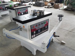 2019 wholesale price School Podium - Manual Edge Banding Machine PDF board – Xinda