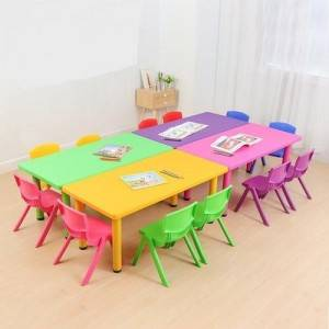 SITTING FURNITURE FOR KINDERGARDEN