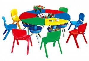 Kindergarten furniture PP 02