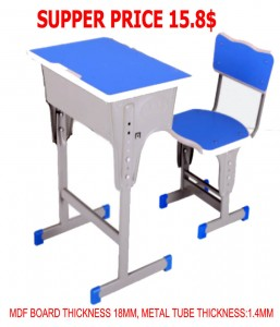 Standard Student Desk Chair for school   c-1