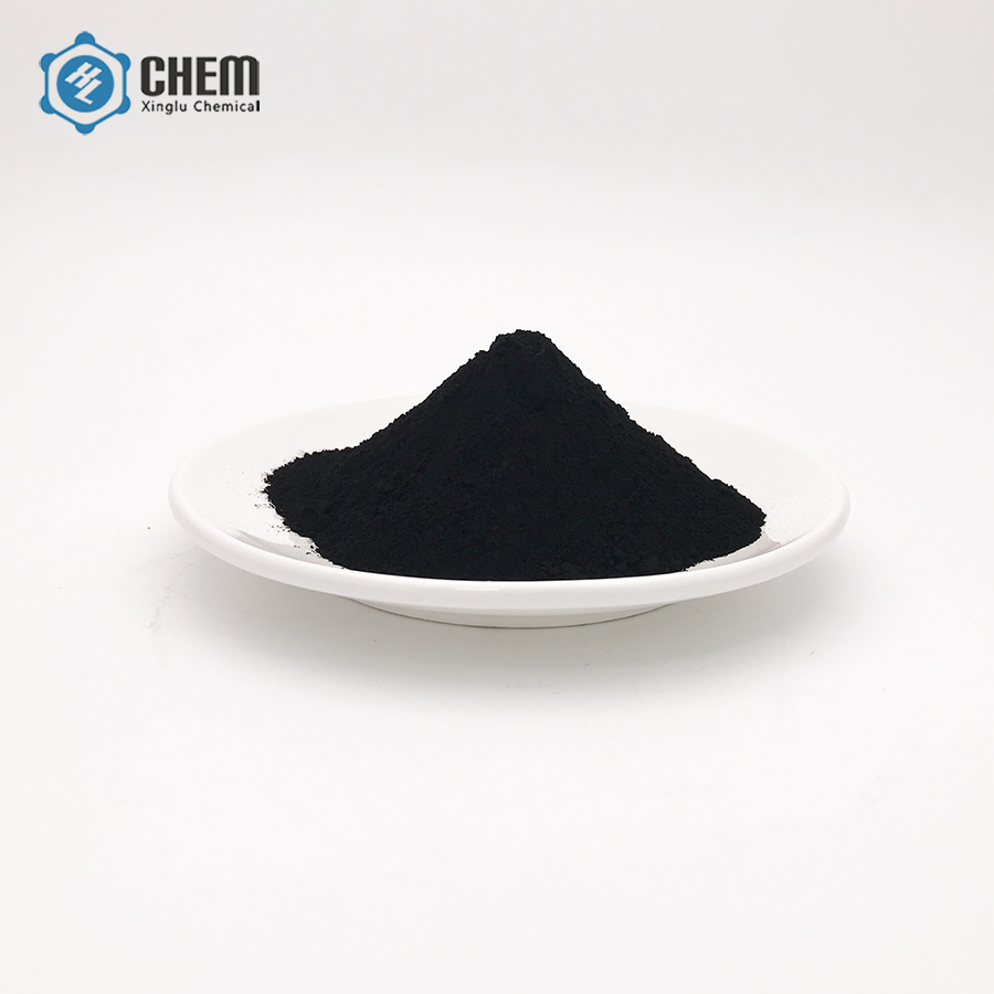 Copper sulfide CuS powder
