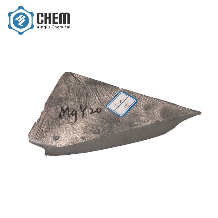 Magnesium Yttrium Alloy MgY10 in stock