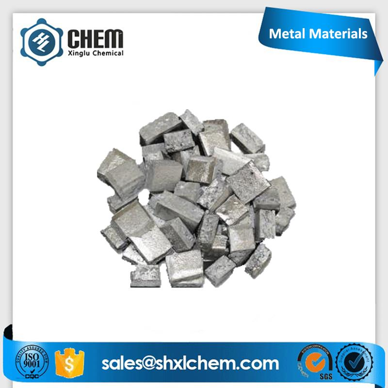 High Performance Mg-Sc Master Alloys -