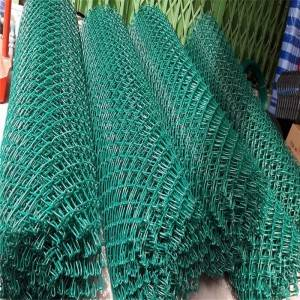Chain link wire fence 2m x 15m per roll mesh