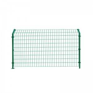 Bilateral Wire/Double Edge Curved Fence