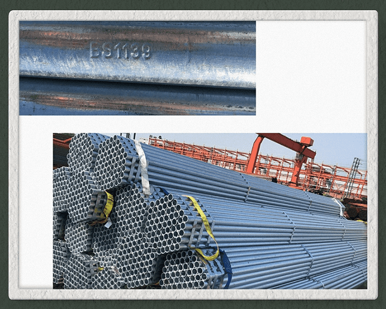 XINYUE Supplied High Quality Scaffolding Pipes To Singapore