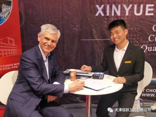 Xinyue Built Trust with Our European Client and Won the Order