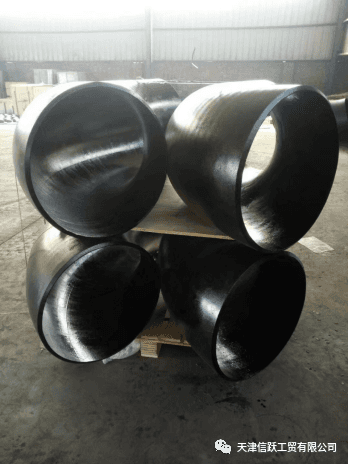 Xinyue Supplied Pipe Fittings For South America Project