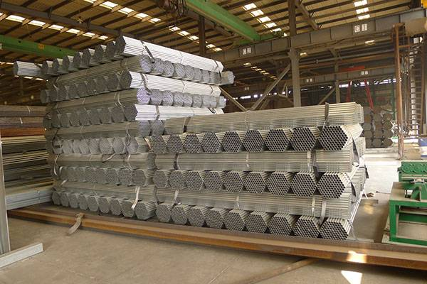 Hollow section   Galvanized Steel Pipe  pre galvanized steel pipe Featured Image