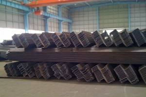 cold sheet piles