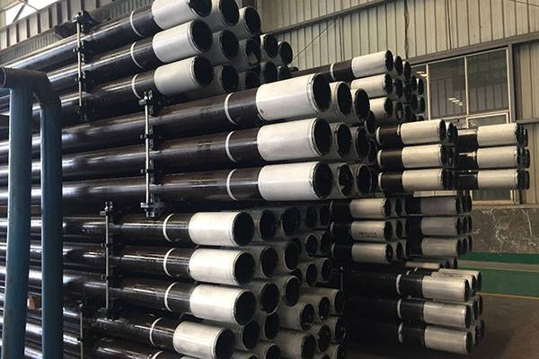 Seamless steel pipe  casing pipe Featured Image