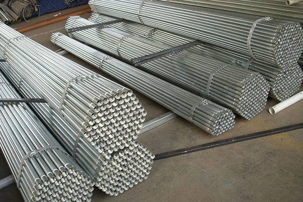 Hollow section  Galvanized Steel Pipe  conduit tube Featured Image