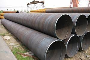 SSAW steel pipe sa tubig pipe