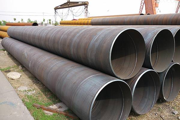 SSAW steel pipe  water pipe Featured Image