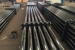 8 Year Exporter Large Diameter Welded Round -