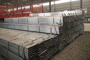 square and rectangular tube structure steel pipe