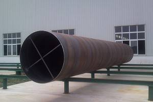18 Years Factory 34mm Steel Tube Pipe -